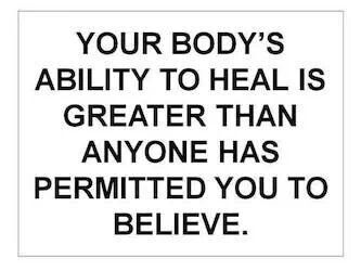 Heal body